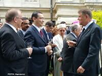Victor Ponta s-a vazut cu Klaus Iohannis, dupa ce a fost criticat pentru cardul de sanatate: