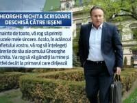 Gheorghe Nichita le cere scuze locuitorilor Iasiului:
