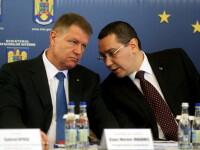 Atac dur al lui Victor Ponta la adresa lui Klaus Iohannis: