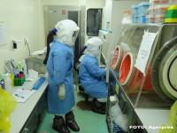 Un asistent medical, infectat cu Ebola, a fost internat la un spital in Roma. Virusul ar fi fost luat din Sierra Leone