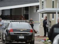 O femeie de 33 de ani si-a aruncat nou-nascutul pe geam, de la etajul 7, in New York.
