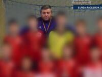 Antrenor de fotbal din Bistrita, arestat pentru pedofilie. Barbatul a mai fost anchetat, dupa ce ar fi abuzat sexual 10 copii