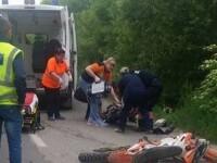 Moarte violenta pentru un motociclist austriac de doar 24 de ani. Tanarul a fost decapitat, dupa un accident in Banat