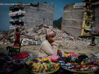 Ce au in comun Romania si Nepal: blocuri care se pot prabusi la un cutremur mare.
