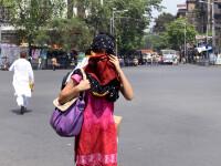 Situatie alarmanta in India: 500 de oameni au murit din cauza caldurii. Temperatura a ajuns si la 50 grade Celsius