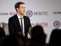 Facebook a trecut pragul de 1 miliard de utilizatori intr-o singura zi. Mesajul transmis de Mark Zuckerberg