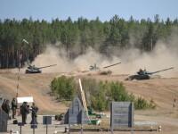Vladimir Putin a ordonat exercitii militare de amploare in Urali si Siberia: 12.000 de soldati si 250 de avioane de vanatoare