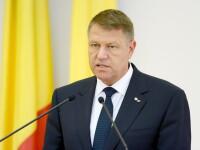 Klaus Iohannis anunta ca nu este de acord cu modificarea Codului Penal. DNA: O serie de inculpati ar fi achitati