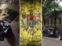 Doua depozite de armament, descoperite de politie in centrul Chisinaului. Ar putea fi ale JIHADISTILOR sau ale agentilor RUSI