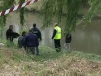 Trupul unui barbat, zarit in apele unui rau din Sibiu. Autoritatile au deschis o ancheta pentru a afla ce s-a intamplat