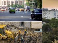 Ce s-a intamplat cu marile orase dupa Revolutie. INFOGRAFIC Am construit case, am taiat parcurile si ne inghesuim pe strazi