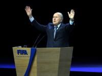 CORUPTIE LA FIFA. Reactia lui Sepp Blatter dupa ce a fost presat sa-si dea demisia: \