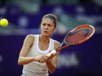 ANDREEA MITU - ALISON VAN UYTVANCK 1-6; 3-6 la Roland Garros. Belgianca a dominat meciul si s-a impus fara probleme