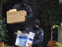 Perchezitii la firme din domeniul energiei, intr-un dosar de evaziune de peste 8 milioane lei, fiind vizata CET Govora