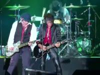 Interviu Stirile ProTV cu Joe Perry, chitaristul trupei Aerosmith, in concert la Bucuresti pe 6 iunie: