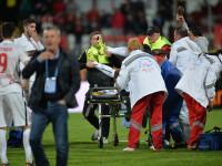 Medicii i-au rapit orice sansa lui Patrick Ekeng. Cine a gresit in tragedia petrecuta vineri seara pe stadionul Dinamo