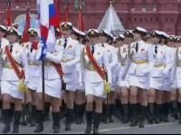 Rusia a inceput repetitiile pentru Ziua Victoriei de 9 mai. Autoritatile promit o parada impresionanta