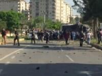 Atentat cu masina capcana impotriva politiei din orasul turc Diyarbakir: sunt 3 morti si 22 de raniti