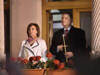 Klaus si Carmen Iohannis au participat la slujba de Rusalii, la Biserica romano-catolica