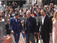 Robert De Niro, la Cannes, la proiectia peliculei