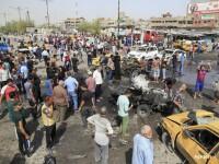 Dublu atentat ISIS intr-o piata din Bagdad. Numarul mortilor a ajuns la 27, iar 52 de oameni sunt raniti