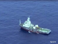 Un submarin a fost trimis in zona unde s-ar fi prabusit avionul EgyptAir. Discutia dintre pilot si turnul de control