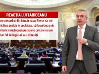 Tariceanu, acuzat de DNA ca a mintit in dosarul retrocedarilor si pus sub urmarire. Reactia presedintelui Senatului