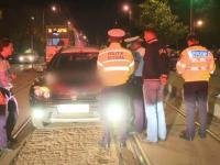 Un copil de 10 ani a fost izbit in plin pe o trecere de pietoni din Capitala. Baietelul are leziuni grave la coloana