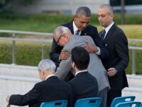 Vizita istorica a lui Barack Obama la Hiroshima.
