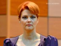 Olguta Vasilescu, in prima zi la Ministerul Muncii: \