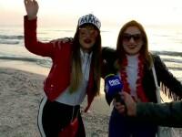 Ziua de 1 mai a adus vreme buna si soare pe litoral! Surpriza de care au avut parte turistii in aceasta dimineata