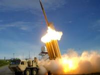 Ultima racheta nord-coreeana a fost detectata de scutul antiracheta THAAD. Controversele uriase izbucnite dupa instalarea lui