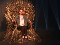 Comic Con 2017: 40.000 de fani s-au intalnit cu actorii din Game of Thrones sau Lord of the Rings