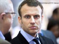 Cel mai citit ziar din Rusia sugereaza ca Macron e