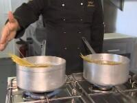 Marea diferenta dintre spaghetele italiene vandute in Romania si cele care se vand in Italia. Ce spun testele specialistilor