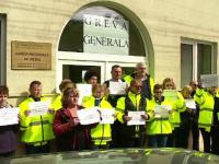 Sute de angajati ai Garzii Nationale de Mediu au intrat de miercuri in greva generala. Care sunt nemultumirile lor