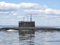 Accident inedit: Un submarin si un vas cargo, ambele apartinand Italiei, s-au ciocnit in largul Calabriei
