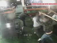 Bataie cu bate si scaune intr-un bar din Timisoara. 5 moldoveni l-au atacat pe proprietar dupa ce nu au mai primit bautura