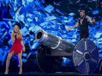 Eurovision 2017. Romania s-a calificat in finala. Alex Florea: \