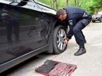 Jandarmii hunedoreni i-au reparat pana ambasadorului SUA, Hans Klemm. \