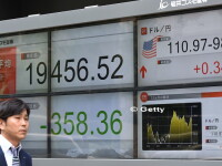 Bursele asiatice au scazut din cauza crizei politice din jurul lui Trump. Suma pierduta de cei mai bogati 500 de oameni
