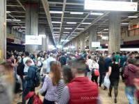 Circulație îngreunată la metrou, după ce unui bărbat i s-a făcut rău
