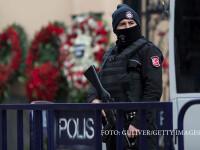 Doi jihadisti ISIS, ucisi de politia turca in Ankara.