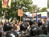 Marsul comunitatii LGBT din Republica Moldova, oprit de fortele de ordine. Dodon: