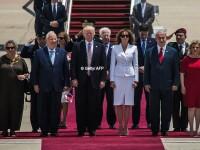 Mesajul lui Donald Trump din Israel catre Iran: Trebuie sa inceteze imediat finantarea mortala si antrenarea teroristilor