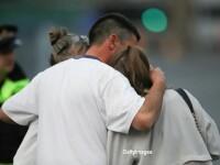 Parintii disperati isi cauta copiii disparuti in urma exploziei de la Manchester Arena. Martor: