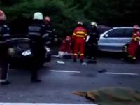 Viceprimarul din Caransebes, implicat intr-un accident in care trei persoane au decedat. Cine este vinovat pentru tragedie