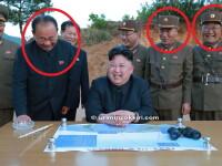 Starurile din spatele programului nuclear al lui Kim Jong Un. Cine sunt cei trei barbati pozati mereu alaturi de el