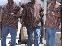 Denzel Washington, de nerecunoscut in noul sau film.