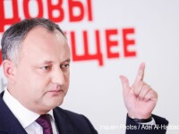 Criză în R. Moldova. Președintele Igor Dodon a fost suspendat de Curtea Constituțională